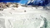 Glacier de Toule, Courmayeur - ski - 2014